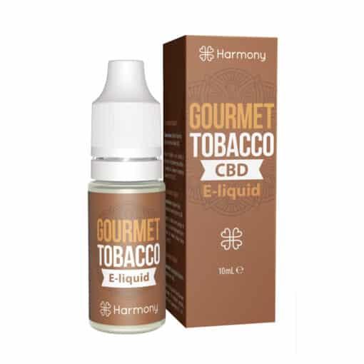 Harmony CBD Gourmet Tobacco 10ml