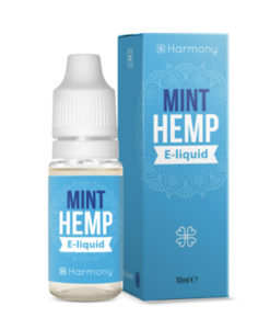 Harmony CBD Mint Hemp 10ml