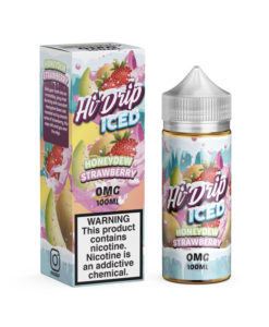 Honeydew Strawberry Iced by Hi Drip
