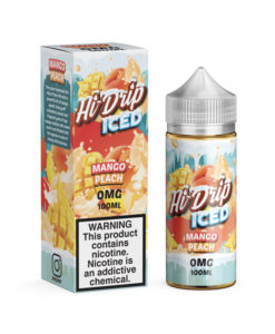 Mango Peach Iced by Hi Drip