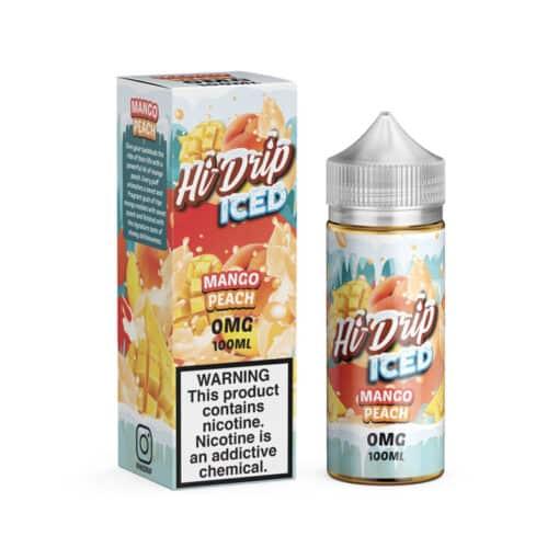 Mango Peach Iced by Hi Drip