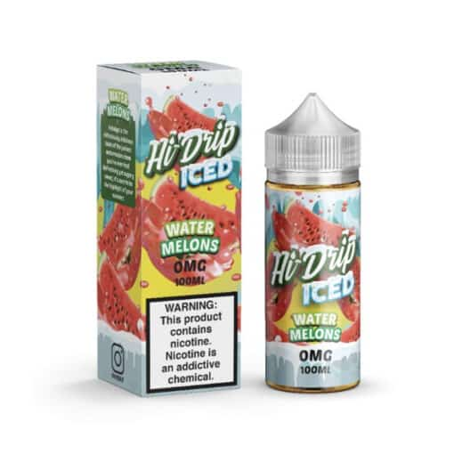 Watermelons Iced by Hi Drip