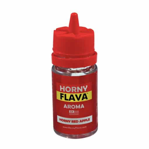 Horny Flava Red Apple Flavour Concentrate 30ml