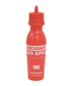 Horny Flava - Horny Red Apple 50ml Short Fill