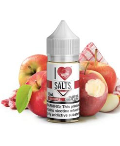 I Love Salts - Juicy Apples 10ml 20mg