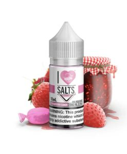 I Love Salts - Strawberry Candy 10ml 20mg