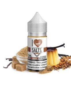 I Love Salts - Sweet Tobacco 10ml 20mg