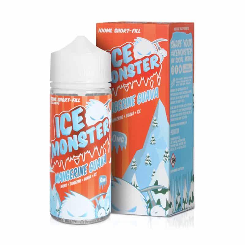 Ice Monster - Mangerine Guava 100ml Short Fill