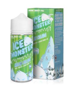 Ice Monster Melon Colada 100ml 0mg Short Fill