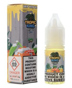 Tropic King on Salt Iced - Maui Mango 10ml Nicotine Salt