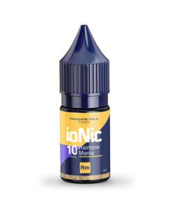 Ionic - Rainbow Mania Nicotine Salt 10mg