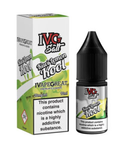 I VG - Kiwi Cool Lemon Nic Salt 10ml 20mg