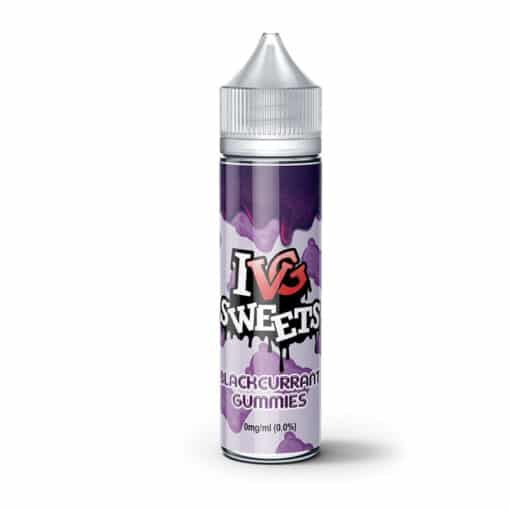 IVG Blackcurrant Gummies 50ml