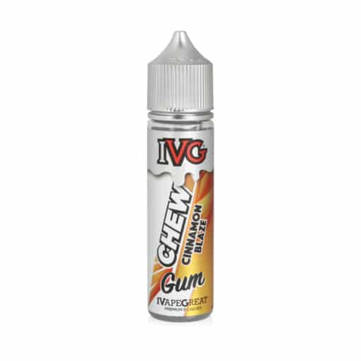 IVG Chew - Cinnamon Blaze Eliquid 50ml