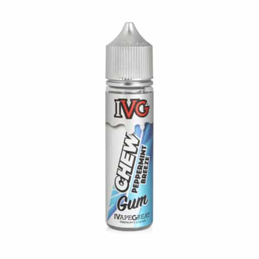 IVG Chew - Peppermint Breeze Eliquid 50ml