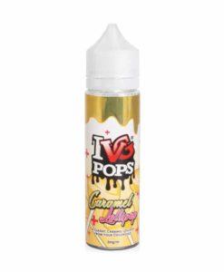 IVG POPS - Caramel Lollipop 50ml Short Fill