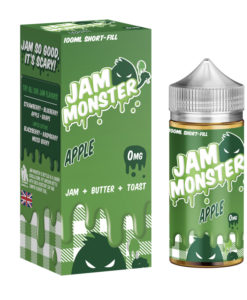 Jam Monster - Apple Jam 100ml Eliquid