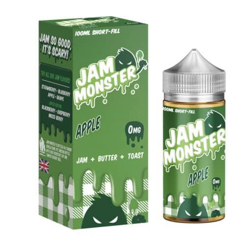 Jam Monster - Apple Jam 100ml Eliquid