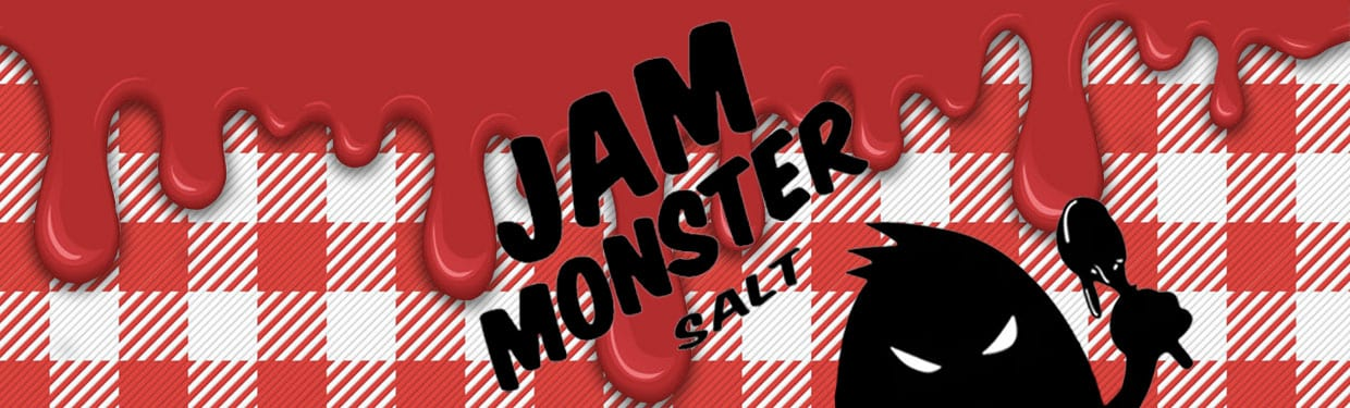 Jam Monster Nic Salts 20mg