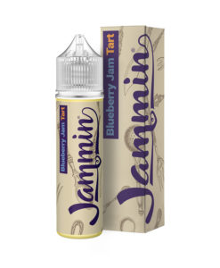 Jammin - Blueberry Jam Tart 50ml E-Liquid