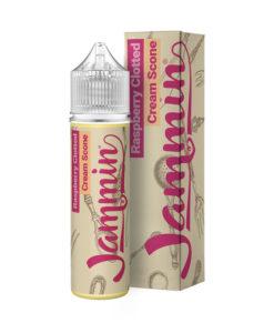 Jammin - Raspberry Clotted Cream 50ml E-Liquid