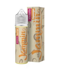 Jammin - Victoria Sponge 50ml E-Liquid