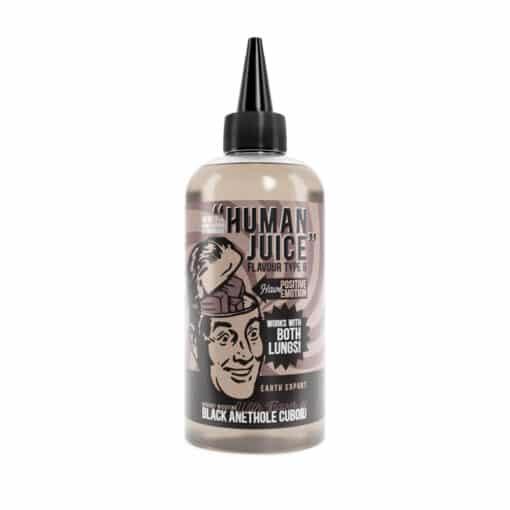 Black Anethole Cuboid By Human Juice