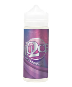 Ju2ce - Apple & Raspberry 100ml