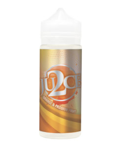 Ju2ce - Orange & Passion Fruit 100ml