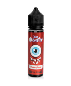 Juice Monster - Strawberry Savage 50ml Short Fill