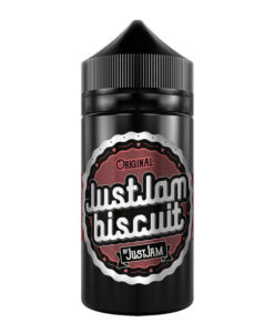 Just Jam - Original Biscuit 100ml Short Fill