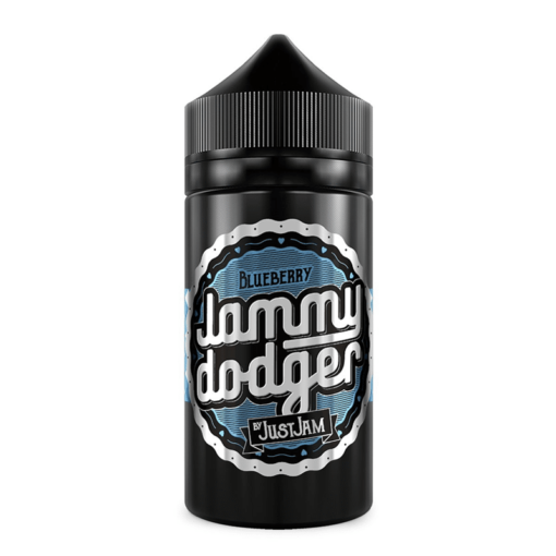 Jammy Dodger - Blueberry 80ml Short Fill