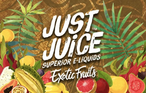 Just Juice Exotic Fruits Now Available