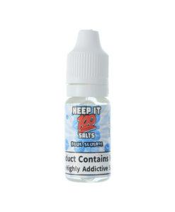 Keep It 100 Salts - Blue Slushie 10mg & 20mg
