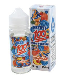 Keep It 100 - Blue Slushie Tropical