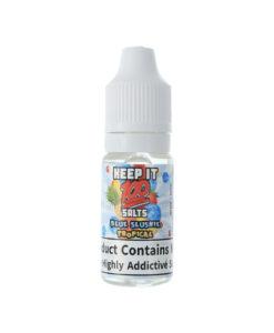 Keep It 100 Salts - Blue Slushie Tropical 10mg & 20mg