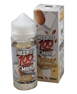 Keep It 100 - Nilla Milk 100ml Short Fill