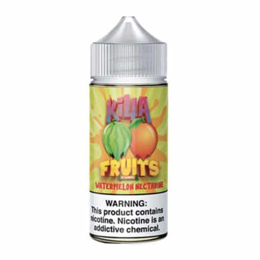 Killa Fruits - Watermelon Nectarine 100ml Eliquid