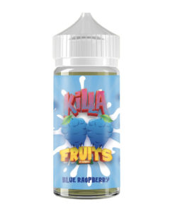 Killa Fruits - Blue Raspberry 100ml Short Fill