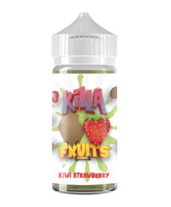 Killa Fruits - Kiwi Strawberry 100ml Short Fill