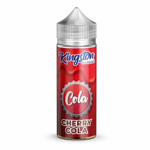 Kingston Cola - Cherry Cola 100ml Eliquid