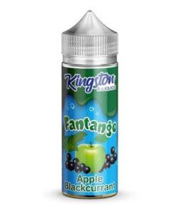 Kingston - Fantango Apple Blackcurrant 100ml 0mg Short Fill