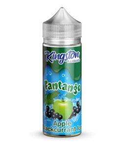 Kingston - Fantango Apple Blackcurrant Ice 100ml 0mg Short Fill