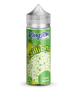 Kingston - Apple Gazillions 100ml Short Fill