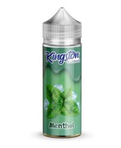 Kingston - Menthol 100ml 0mg Short Fill