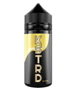 KSTRD - Banana 100ml Short Fill