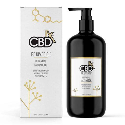 CBDfx - Rejuvediol Massage Oil