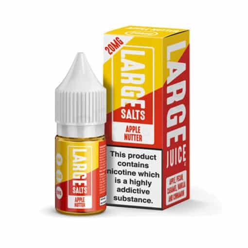 Large Salts - Apple Nutter 20mg Nic Salt