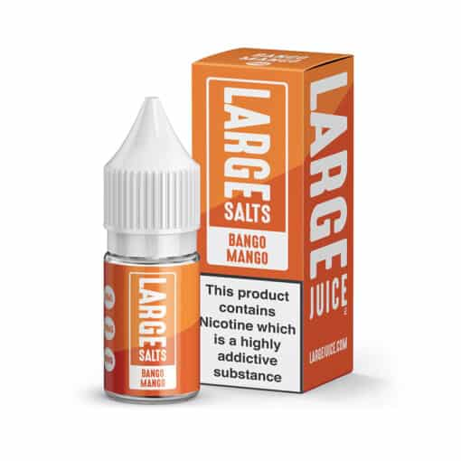 Large Salts - Bango Mango 10ml 20mg Nicotine Salt