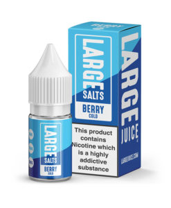 Large Salts - Berry Cold 10ml 20mg Nicotine Salt